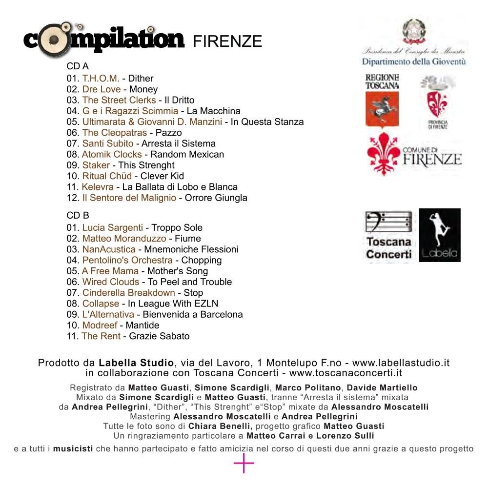 Compilation Firenze
