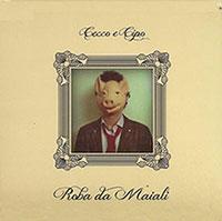 Copertina del CD Roba da Maiali di Cecco e Cipo
